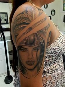 Aztec Tattoos Design Ideas For Men and Women