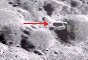 Is The Moon An Artificial Alien Base - Think AboutIt - Aliens
