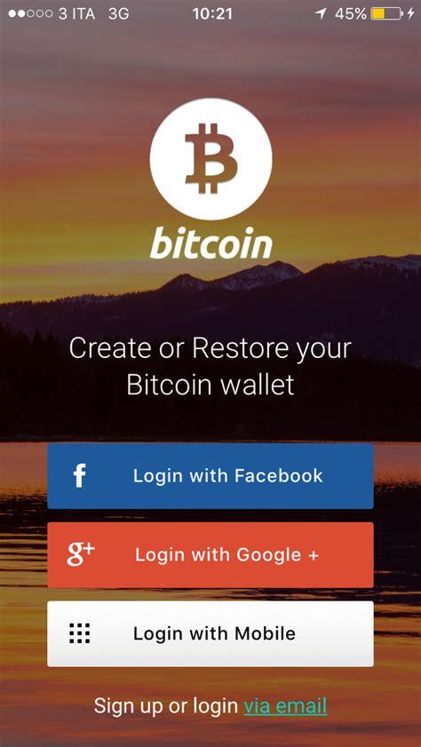 Purchasing bitcoin with cash app. Pin di Paolo Montevecchi su BitCoin Wallet App