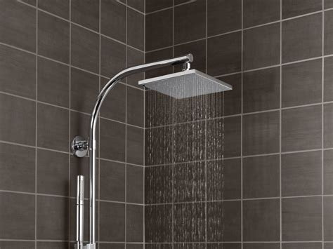 kohler square shower standard plumbing supply product kohler k 13695 sn 8 in