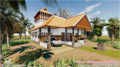 traditional kerala house   sqfeet house design plans