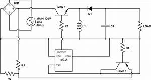 Capacitor - Buck Converter Based Switching Power Supply
