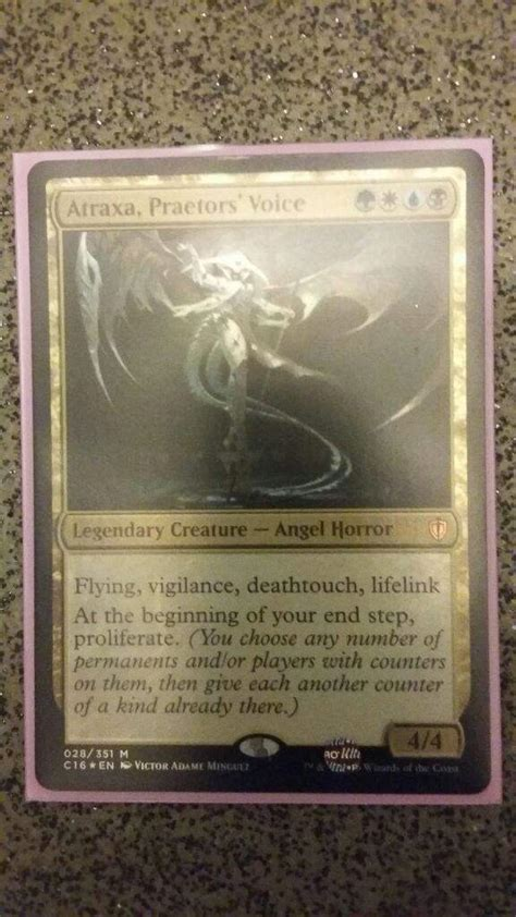 atraxa infect mtg amino