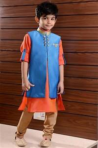 Latest Fashion Trends in Ethnic Wear for Kids in India