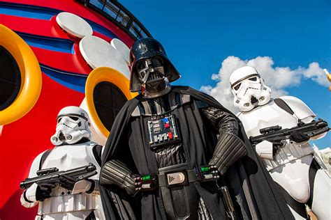Disney Cruise Line Introduces Star Wars Day at Sea on ...
