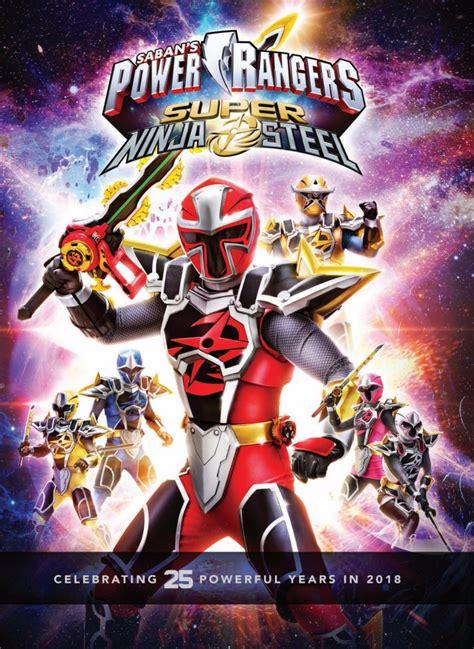 power rangers super ninja steel release date revealed tv spot
