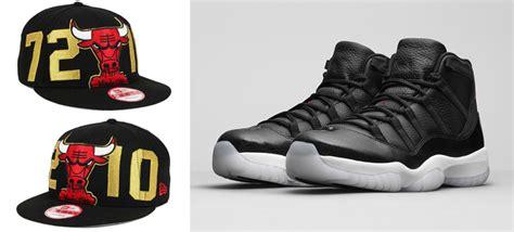 Jordan 72 10 New Era Bulls Best Ever Cap | SneakerFits.com
