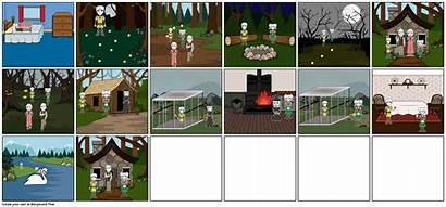 Hansel Gretel Storyboard Sterry Copy Core Storyboards