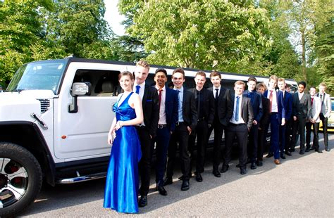 Prom Limo by Prom Limo Hire In Swindon Wiltshire The Swindon Limo