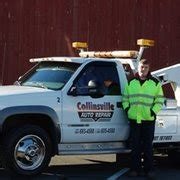 collinsville auto repair towing   auto