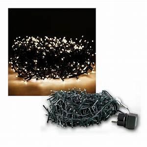 Led Lichterkette Außen Warmweiß : led lichterkette f r au en und innen micro leds warmwei weihnachtsbeleuchtung ebay ~ Eleganceandgraceweddings.com Haus und Dekorationen