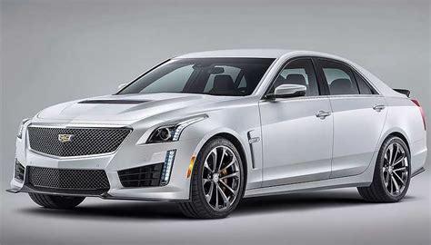 2018 Cadillac Cts V Sedan  Best Sport Sedan?  N1 Cars
