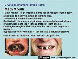 Crystal Methamphetamine Facts - ppt video online download