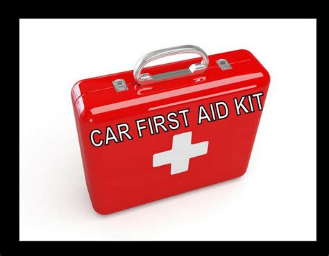 Car Emergency Kit Contents