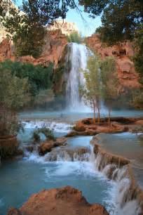 Havasu Falls Grand Canyon Waterfalls