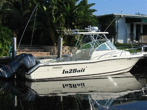 Pursuit Boats 2470 Walkaround by Pursuit 2470 Sold Anglers Edge Marine Does It Again