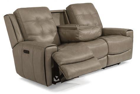 flexsteel leather sofa wicklow flexsteel com