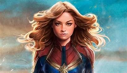Marvel Captain Fan Wallpapers 4k Superhero Danvers