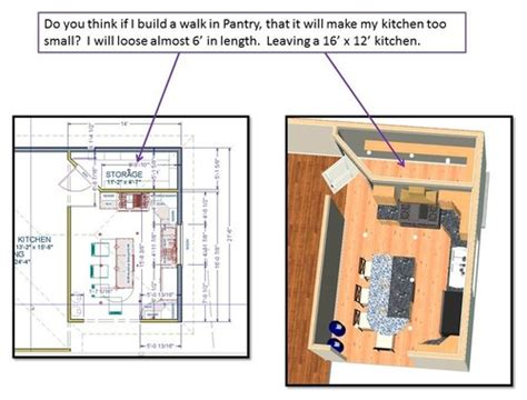 kitchen pantry design plans i am thinking about building a walk in pantry 5479