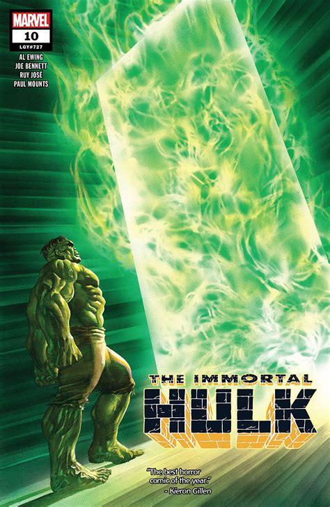 immortal hulk  review aipt