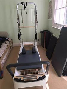 Blue Light Sessions Balanced Body Allegro 2 Reformer With Tower And