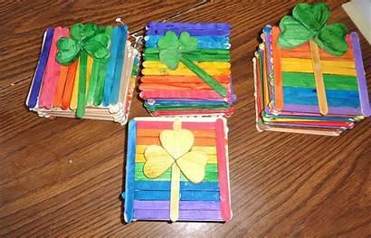 St Projects Patrick Patricks Popsicle Sticks Using