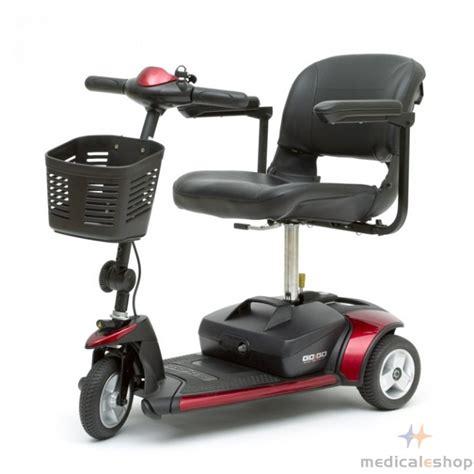 pride go go elite traveller 3 wheel mobility scooter 3