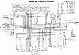 Yamaha Wiring Diagrams  Diagnose Motorcycle And Moped Electrical Problems