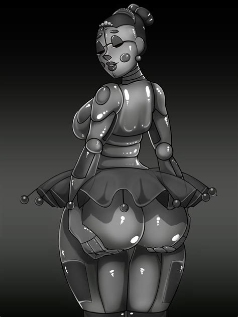 Fnaf Sister Location Ballora By Oddrich Hentai Foundry