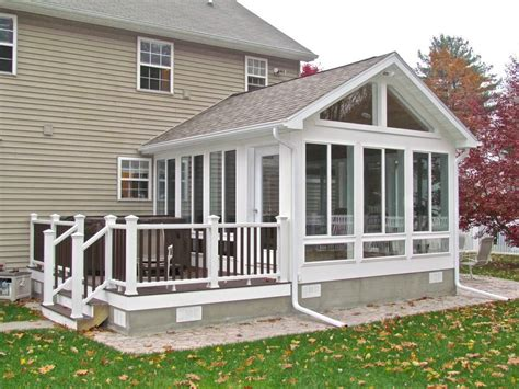 Sunrooms And Porches by Capital District Sunrooms Decks Sunrooms Dave Bernacki