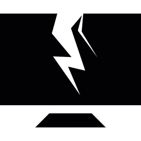 telecharger bureau écran de bureau cassé informatique télécharger icons