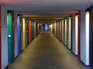 kinderzimmer le le corbusier unite d habitation and the liner