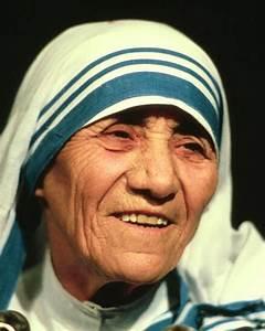 Credits - Mother Teresa