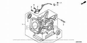 Honda Eu3000ik1 A Generator  Jpn  Vin  Eavj