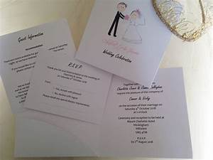 Pocketfold wedding invitations getting hitched daisy for Wedding invitations pocket style uk