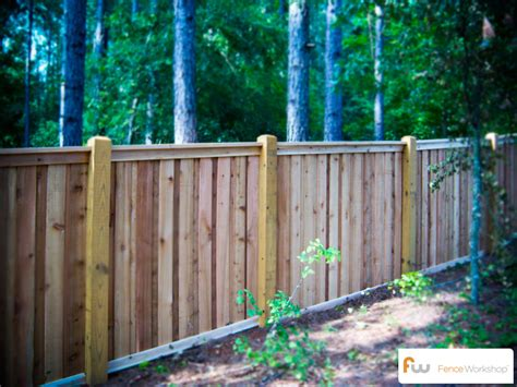 strickland fence workshop