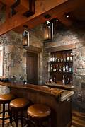 Rustic Home Bar Designs by 16 Awe Inspiring Rustic Home Bars For An Unforgettable Party
