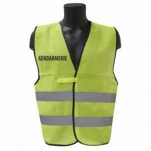 Gilet Haute Visibilité Moto : gilet fluo haute visibilite gendarmerie ~ Maxctalentgroup.com Avis de Voitures