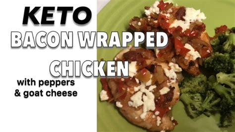 bacon fryer chicken air wrapped