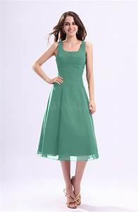 mint green simple a line square sleeveless zip up wedding With mint green dress for wedding guest