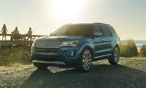 2016 Ford Explorer Review, Ratings, Specs, Prices, And