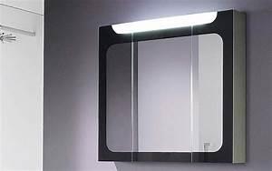 Miroir De Porte : armoire salle de bain miroir 3 portes ~ Teatrodelosmanantiales.com Idées de Décoration