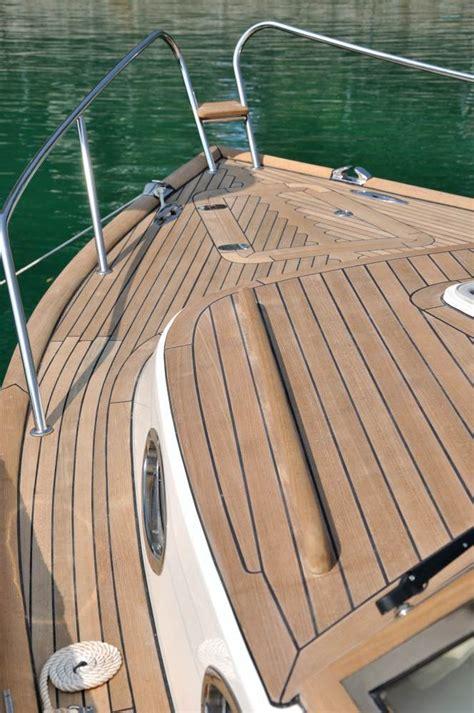 marine teak deck installation repairs maintenance