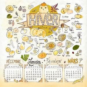Calendrier Fruits Et Légumes De Saison : calendrier 2013 hiver fruits et legumes de saison p a ~ Nature-et-papiers.com Idées de Décoration