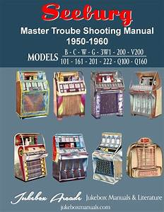 Seeburg Master Troubleshooting Guide  1950