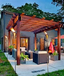 Stunning Ideas for Patio Garden Pergolas DIY Motive