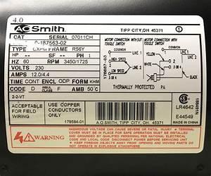 Magnetek Century Ac Motor Wiring Diagram