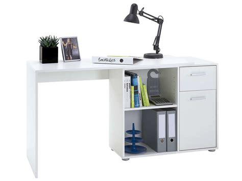bureau blanc conforama bureau albrecht coloris blanc vente de bureau conforama