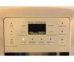 refrigerated ge refrigerator troubleshooting