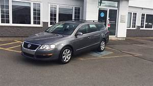 2007 Passat Wagon With Manual Transmission For Sale At